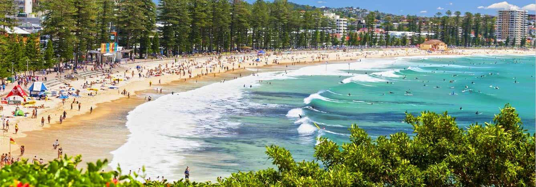 تصویر بنر بهترین سواحل استرالیا