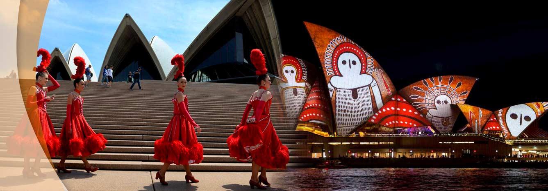 تصویر بنر فرهنگ هنر استرالیا