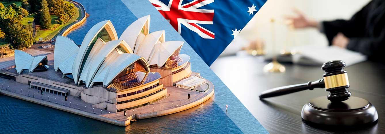 تصویر بنر آشنایی قوانین استرالیا