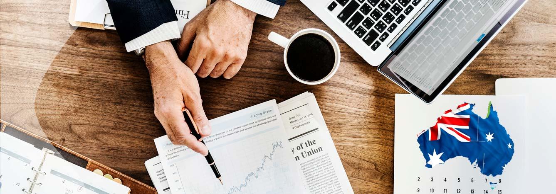 تصویر بنر بازار کار کاریابی استرالیا-یونیک
