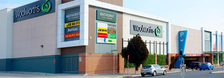 مرکز خرید شهر باتورست