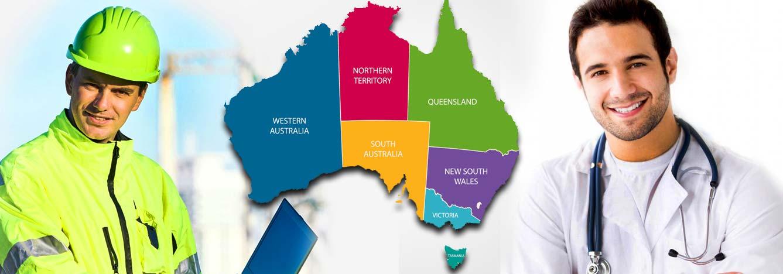کدام ایالت استرالیا درمانگران مهندسان مناسبتر است