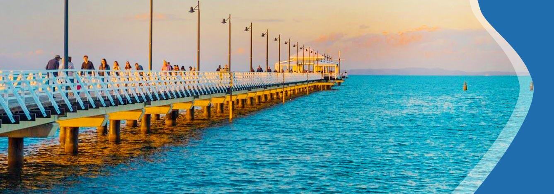 ساحل شونکلیف شهر بریزبن