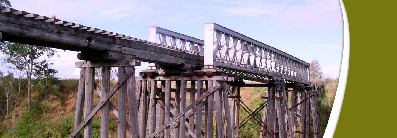 ریل قطار بریزبن