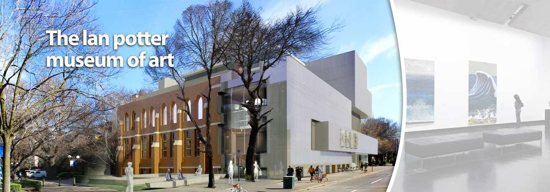 موزه هنر یانپاتر شهر ملبورن