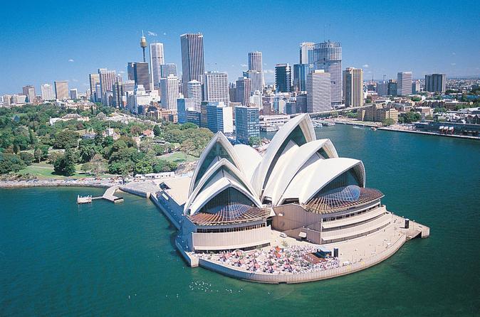 شهر زیبای سیدنی