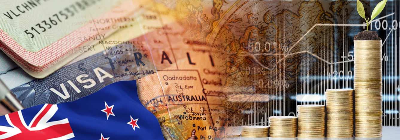 ویزای دائم سرمایه گذاری استرالیا