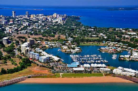 داروین پایتخت سرزمین شمالی استرالیا